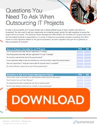 Download this free checklist now