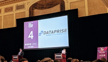 Dataprise wins Crain's Award