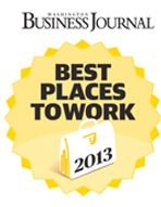 Dataprise Wins Best Places to work