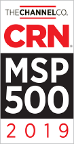 Dataprise Named a 2019 Top MSP by CRN