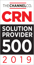 Dataprise Named to CRN's 2019 Solution Provider 500 List