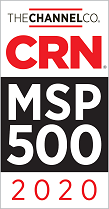 Dataprise Recognized as an Elite MSP on CRN's 2020 MSP500 List