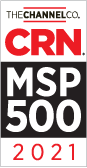 Dataprise Recognized as an Elite MSP on CRN's 2021 MSP 500 List