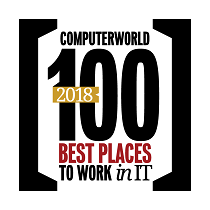 Dataprise named to Computerworld's 2018 list of 100 Best Places to Work in IT; Ranked 4th Amongst Small Organizations