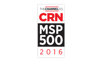 Dataprise Named to CRN's 2016 MSP 500 List