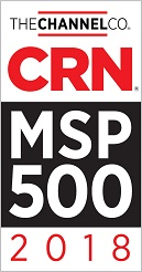 Dataprise Named a 2018 Top MSP by CRN
