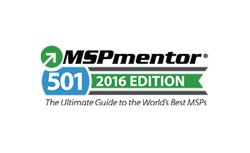 Dataprise Ranks in Top 50 for Managed Service Providers by Penton Technology's MSPmentor