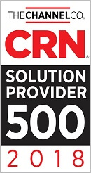 Dataprise Named to CRN's 2018 Solution Provider 500 List