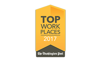 The Washington Post Names Dataprise a Winner of 2017 Top Workplaces Award