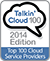 4th Annual Talkin' Cloud 100 Report Identifies World's Top Cloud Computing Companies