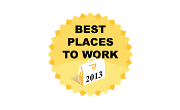 Dataprise Recognized as One of the 2013 'Best Places to Work in Greater Washington'