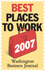 Dataprise Named One of Washington, DC's 'Best Places to Work'
