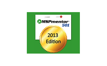 Dataprise, Inc. Included in MSP Mentor's Top Managed Service Providers List
