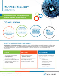 Managed Security Services Brochure