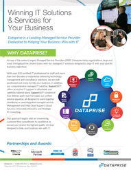 Why Dataprise Brochure
