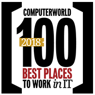Dataprise was named a 2018 Best Place to Work in IT by Computerworld