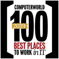 Dataprise was named a 2019 Best Place to Work in IT by Computerworld