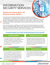 Information Security Brochure