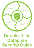 Security guide download icon