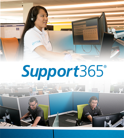 Support365 logo
