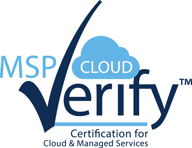 Dataprise was certified by MSPAlliance through the MSP/Cloud Verify Program
