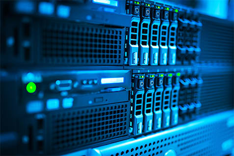 Technology Refresh Services Server Image