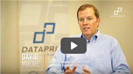 Dataprise client testimonial spotlighting MidCap Financial Services