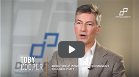 Dataprise success story featuring Toby Cooper from Foulger Pratt